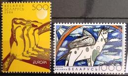 EUROPA        ANNEE 2006        BIELORUSSIE            N° 550/551         NEUF** - 2006