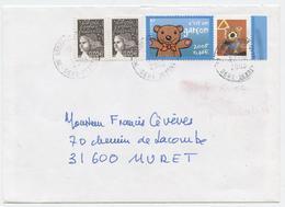 Franc-maçonnerie,, Vignette Ours Franc-maçon, Triangle - 1961-....