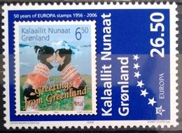 EUROPA        ANNEE 2006        GROENLAND            N° 437         NEUF** - 2006