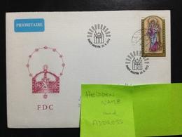 Czechia, Circulated FDC To Portugal, Religion, 2012 - Tschechische Republik