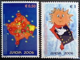 EUROPA        ANNEE 2006        KOSOVO            N° 43/44              NEUF** - 2006