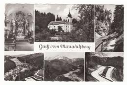 Gruss Vom Mariahilfberg  - Bei Gutenstein - 6 Ansichten - Gutenstein