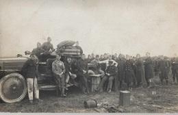 SI/39/  VOERTUIG VOOR??? ???  TE IDENTIFICEREN        ARMEE BELGE???? - Guerre 1914-18