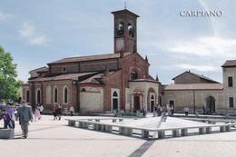 (F415) - CARPIANO (Milano) - Piazza Della Chiesa - Milano