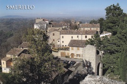 (F416) - SMERILLO (Fermo) - Panorama - Fermo