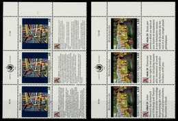 UNO WIEN Nr 139S3-140S3 Postfrisch 3ER STR ECKE-ORE X780B42 - Centre International De Vienne