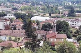 (F420) - FOLLO (La Spezia) - Panorama Di Piano Di Follo (sede Comunale) - La Spezia