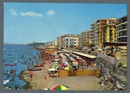 °°° Cartolina - Torre Del Greco Spiaggia Della Litoranea Viaggiata °°° - Torre Del Greco