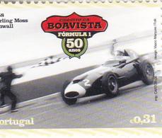 Portugal -circuito Da Boavista  50 Anos Da Formula 1 Em Portugal 4 Selos + Bloco - Portugal