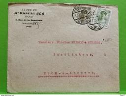 Enveloppe, Me Robert Als 1923 - Covers & Documents