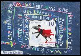 BRD BUND BLOCK KLEINBOGEN 1999 Block 51 Postfrisch S53CC92 - BRD