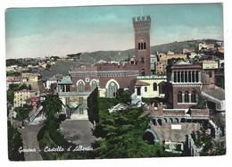 6144 - GENOVA CASTELLO D' ALBERTIS 1956 - Genova (Genoa)