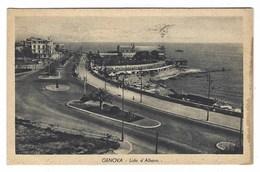 6187 - GENOVA LIDO D' ALBARO 1956 - Genova (Genoa)