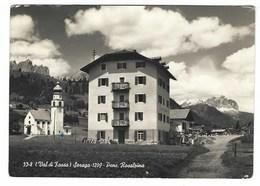 6229 - SORAGA VAL DI FASSA TRENTO PENSIONE ROSALPINA 1956 - Italia