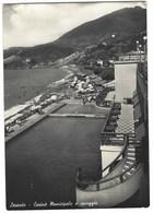 6246 - LEVANTO CASINO' MUNICIPALE E SPIAGGIA LA SPEZIA 1950 CIRCA - Other Cities