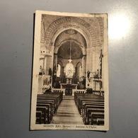 26- DROME - MONTMIRAL / Intérieur De L'église HM - Autres Communes