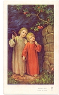 Devotie - Devotion - Communie Communion - Adel Noblesse - Bernard Van Pottelsberghe De La Potterie - Gand Gent 1959 - Communion