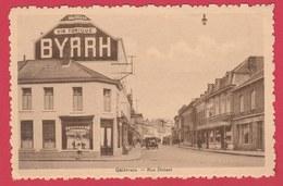 Quiévrain  - Rue Debast - 1933  ( Voir Verso ) - Quiévrain