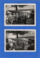 28 EURE ET LOIR - TOURY Lot De Deux Photos, Madame Blériot En 1937 - Other Municipalities