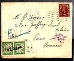 31872 - D'HOMERTON Pour La France - 1902-1951 (Kings)