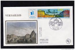 FDC  - 3073 - Versailles - 1990-1999
