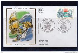 FDC  - 3103 - Corsaires - 1990-1999