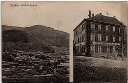 Schirmeck-Labroque 1922 - Hôtel De France - Schirmeck