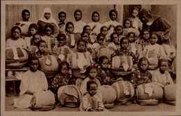MADAGASCAR...TANANARIVE..JEUNES  MALGACHES...CPA ANIMEE - Madagascar