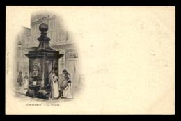 55 - COMMERCY - LA POMPE - EDITEUR VVE CABASSE - Commercy
