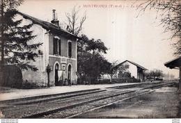 MONTRICOUX LA GARE TBE - France
