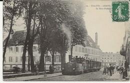 21- 60220  , CHATILLON  Sur  SEINE 1909 - Chatillon Sur Seine