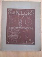 Maldegem 1913 Jef Mennekens De Klok De Dood Als Vriend - Books, Magazines, Comics