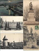 LOT 1500 CPA ET CPSM(petit Format) DE ROUEN (1900/1960). - 500 Cartoline Min.