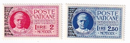 Vatican Post Stamps - Vatican