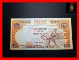 SAMOA 20 Tala 2002 P. 35 A   UNC - Samoa