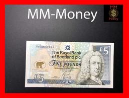 SCOTLAND 5 £ 14.7.2005 P. 365 *COMMEMORATIVE*  *J. Nicklaus* RBS   UNC - Schotland