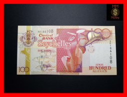 SEYCHELLES 100 Rupees 2001  P. 40 A  UNC - Seychelles