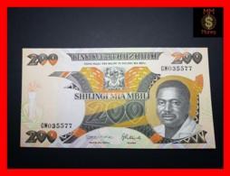 TANZANIA 200 Shilingi 1992 P. 20  UNC - Tanzanie