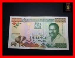 TANZANIA 1.000 1000 Shilingi 1990  P. 22   UNC - Tanzanie
