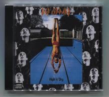 DEF  LEPPARD  /  HIGH ' N ' DRY - Hard Rock & Metal