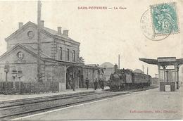 SARS POTERIES La Gare - France