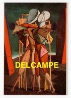 """DF / ARTS / PEINTURE / TABLEAU DU PEINTRE DE CHIRICO """" HECTOR ET ANDROMAQUE """" - Malerei & Gemälde"""