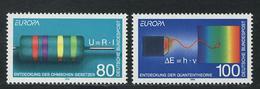 1732-1733 Europa 1994, Satz Postfrisch ** - [7] République Fédérale