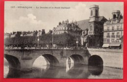 BESANCON - Le Doubs Et Le Pont Battant - Besancon