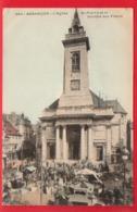 BESANCON - L'Eglise Saint Pierre Et Le Marché Aux Fleurs - 364 - Besancon