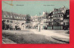 BESANCON - Place Saint Pierre - Besancon