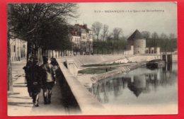 BESANCON - Le Quai De Strasbourg - 519 - Besancon
