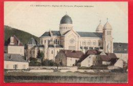 BESANCON - Eglise Saint Ferjeux, Façade Latérale - N°11 - Besancon