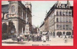 BESANCON - Place JOUFFROY - Colorisée - Besancon