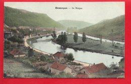 BESANCON - Ile Malpas - Colorisée - Besancon